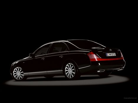 Maybach, Type 57, авто, машины, автомобили