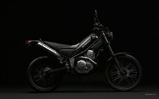Yamaha, Concept, Tricker Concept, Tricker Concept 2006, мото, мотоциклы, moto, motorcycle, motorbike