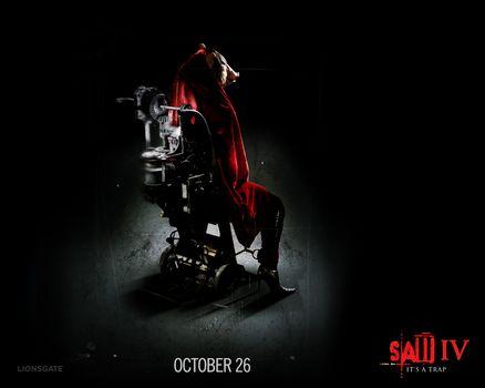 Пила 4, Saw IV, фильм, кино