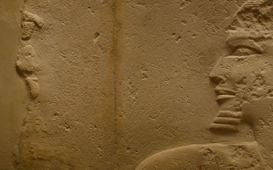 Egypt, sand, фреска