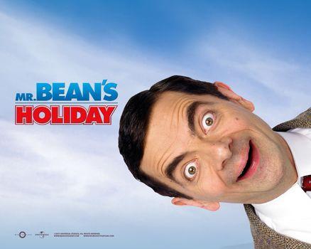 Мистер Бин на отдыхе, Mr. Bean's Holiday, фильм, кино
