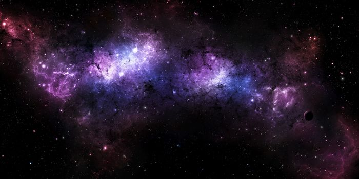 вселенная, звезды, космос, созвездие, планета
