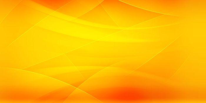 линии, полосы, жёлтое, абстракция