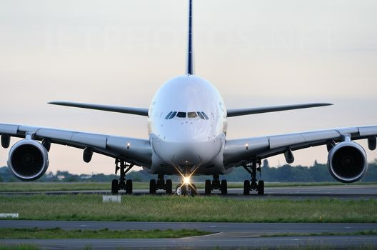 Airbus, A380, civil aviation