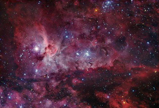 nebula, keel, Star, universe