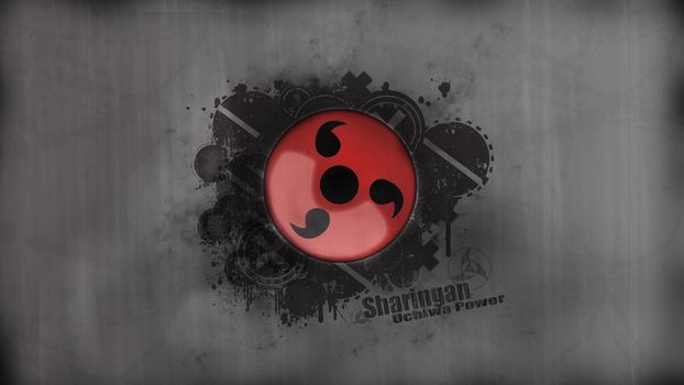 sharingan, inscriptions