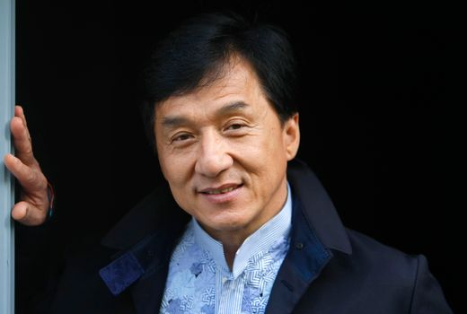 jackie chan, Jackie Chan, chen lung, actor, stuntman, singer, smile, face
