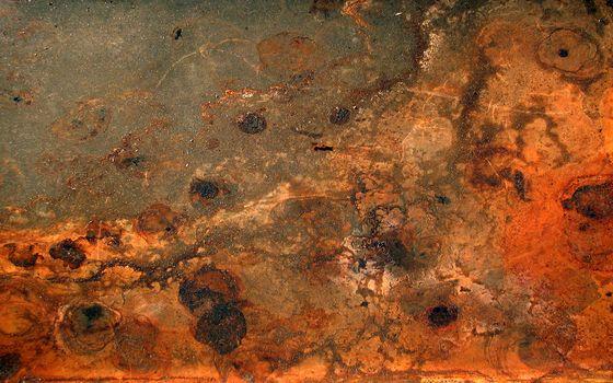 rust, текстуры, red, metal