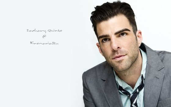 actor, Zachary Quinto, Saylor, Heroes, Limit the risk of, Star Trek