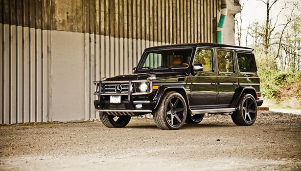 car, wallpapers, mercedes, g500, v8, kompressor, black, tuning, auto, sr, car, meresedes, benzo, g500, black, Tuning, SUV, Wed, is, machine, cars, machinery, Car