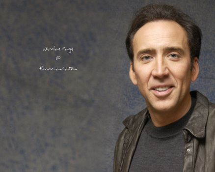 Nicolas Cage, actor, man