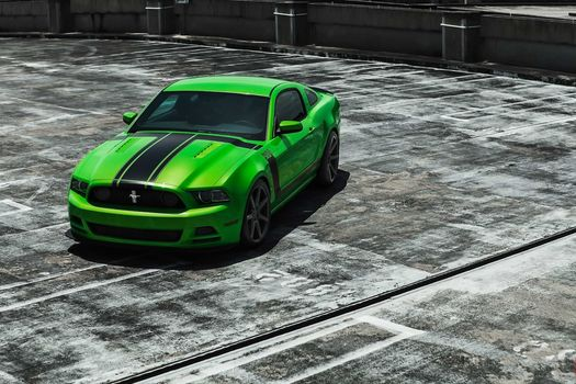 ford mustang, Car, wheelbarrow, cars, machinery, Car