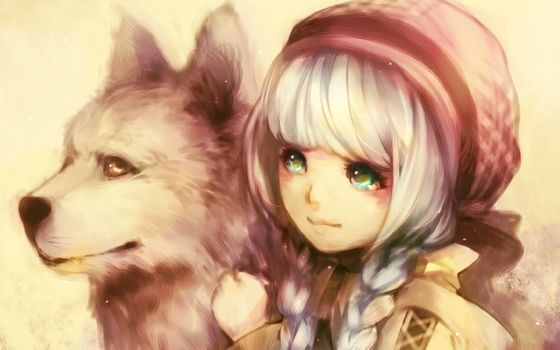Red Riding Hood, wolf, story