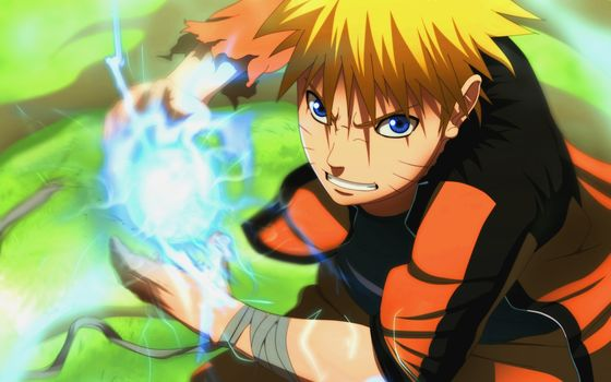 Naruto, hurricane chronicles, Rasengan