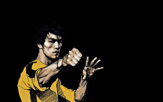 Bruce Lee, master, legend, bruce lee