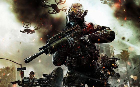 Воин, игра, Call of duty