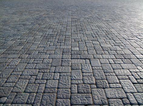 stones, sett, roadway