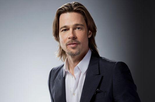 Brad Pitt, actor, man