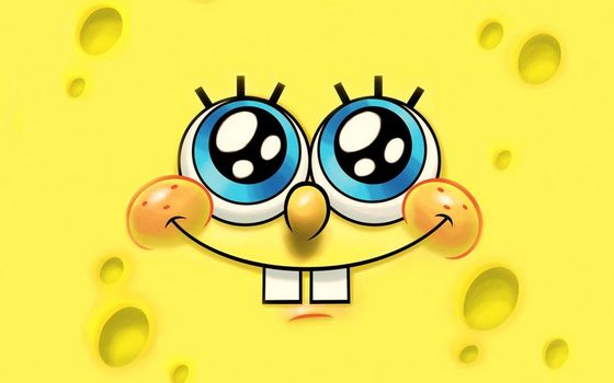 SpongeBob, SpongeBob, Square Pants, yellow