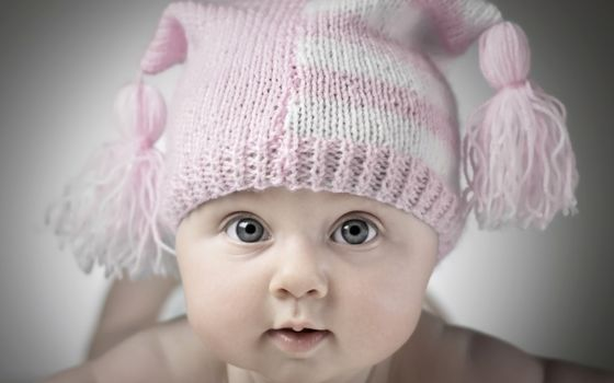 child, baby, infant, Beanie, bamboshki