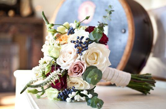 букет, цветы, розы, праздник