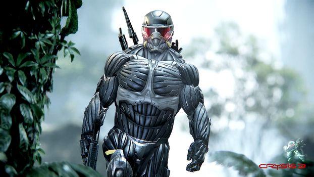 Игра, воин, Crysis 3
