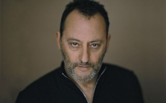 Jean Reno, actor, Frenchman, beard, portrait