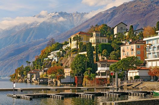 Ascona, Tessin, Switzerland