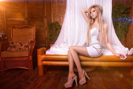 Екатерина Фетисова, красотка, бладинка