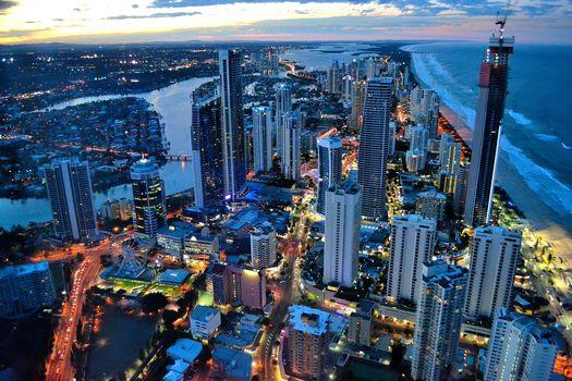 Queensland, australia, city
