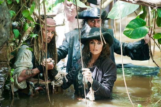 Johnny Depp, Pirates of the Caribbean, Johnny Depp, Pirates of the Caribbean
