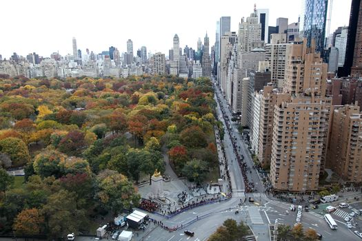 Central Park, Manhattan, autumn