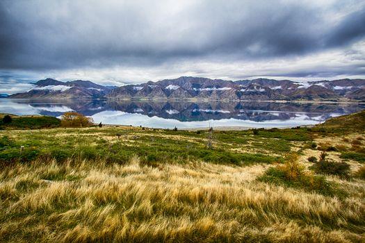 Queenstown, New Zealand, Lake Hawea
