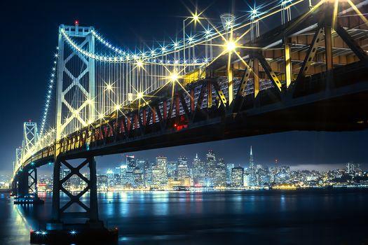 San Francisco, city, bridge