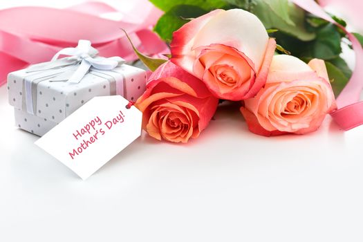 capsule, card, Flowers, bow, Roses, holiday