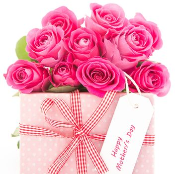 gift, holiday, Flowers, bow, capsule, Roses