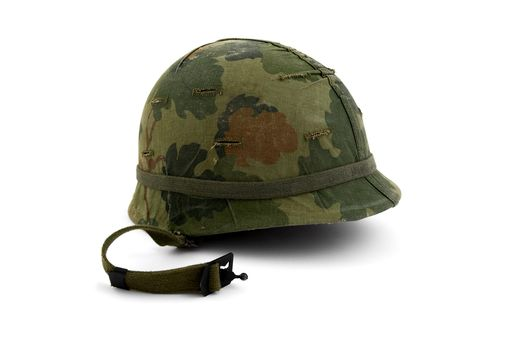 color, Mounting, elastic, special, khaki, Army, masking, background, shadow., genial, white, camouflage, cover, helmet, ammunition, strap
