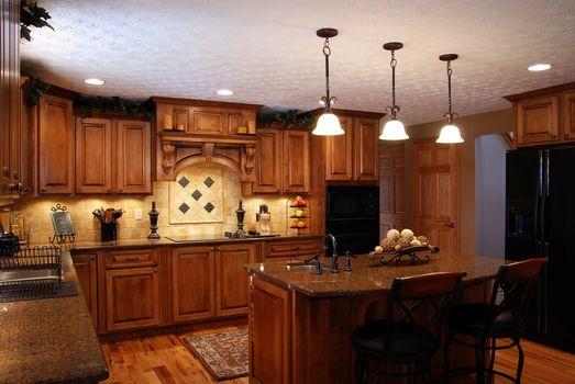 interior, style, suite, home, furniture, kitchen