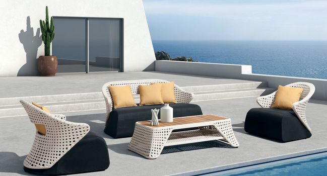 terrace, style, pool, interior, design