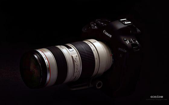 hi-tech, lens, camera