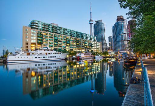 Toronto, Canada, city