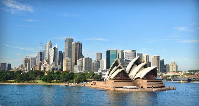 Sydney, Australia, город