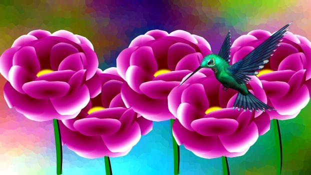 Яркие цвета в Фотошопе; урок: как сделать фото сочнее