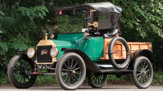 classic, car, nostalgia, 1915_Ford_Model_T_Depot_Hack_Roadster_pickup