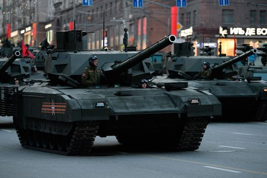 tank, Armata, t-14, Tank, weapon, army