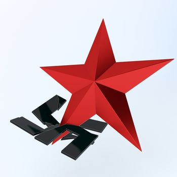 freedom, victory, ussr, star