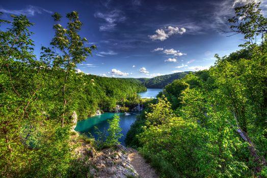 Хорватия - Национальный парк Плитвицкие озера