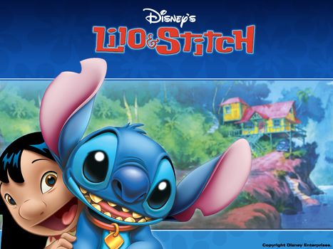 Lilo & Stitch, Lilo & Stitch, film, movies