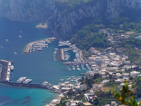 Isle of Capri, Italy, италия