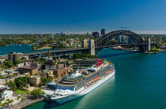 Sydney Harbour, Сидней, Новый Южный Уэльс, Австралия.